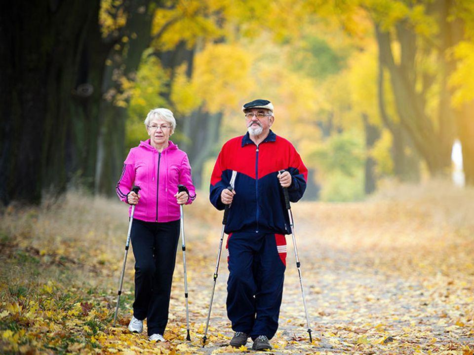 Nordic Walking - forma aktywności ruchowej polegająca na marszu z różną intensywności z wykorzystaniem specjalnie dobranych kijków.