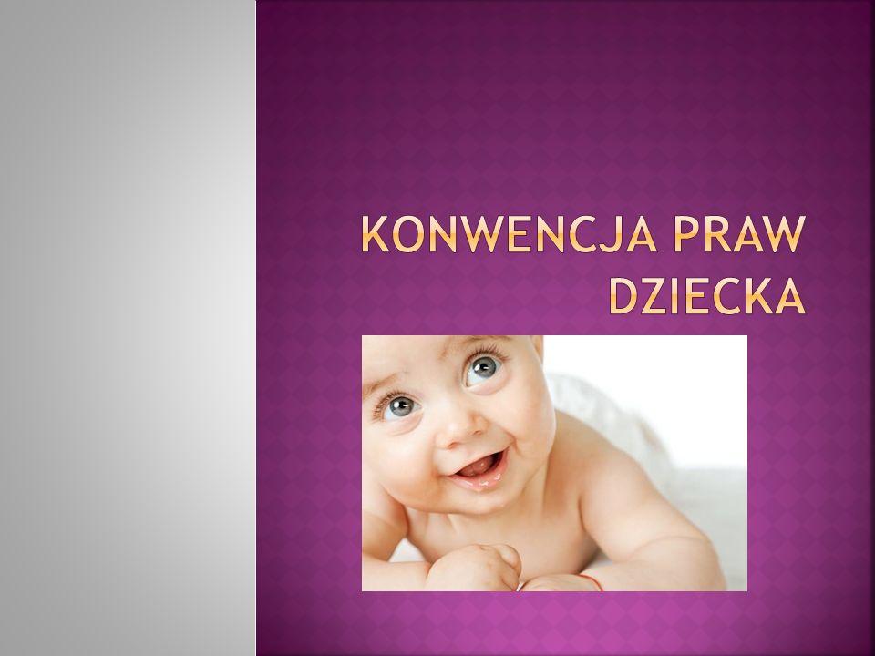 Konwencja Praw Dziecka