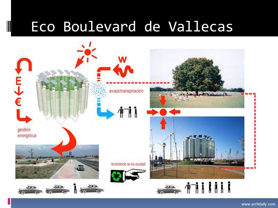 Eco Boulevard de Vallecas