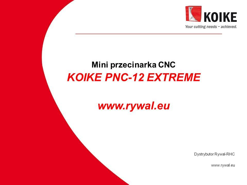 KOIKE PNC-12 EXTREME www.rywal.eu