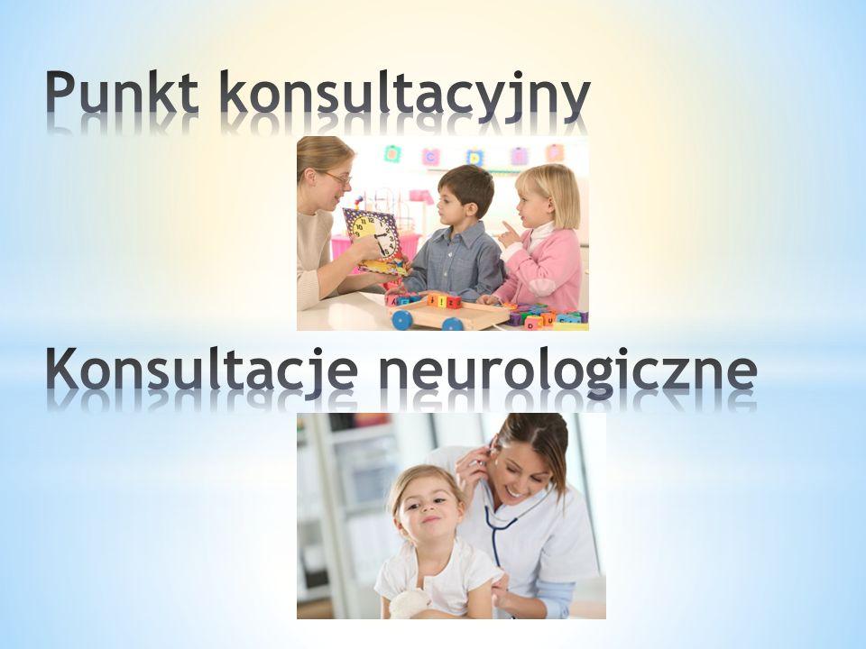 Punkt konsultacyjny Konsultacje neurologiczne
