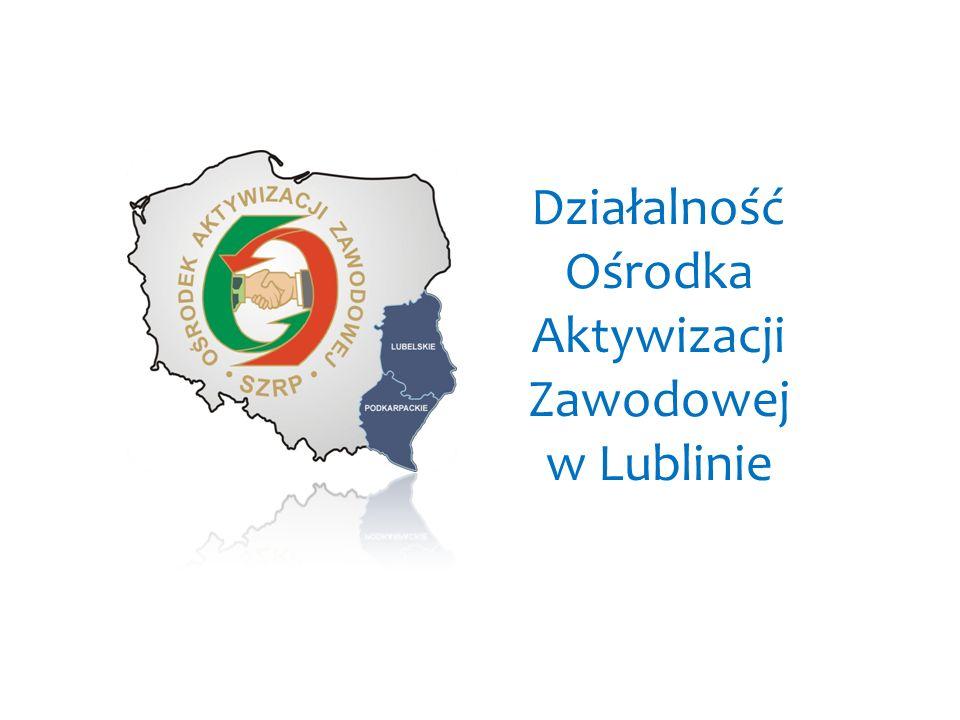 Działalność Ośrodka Aktywizacji Zawodowej w Lublinie