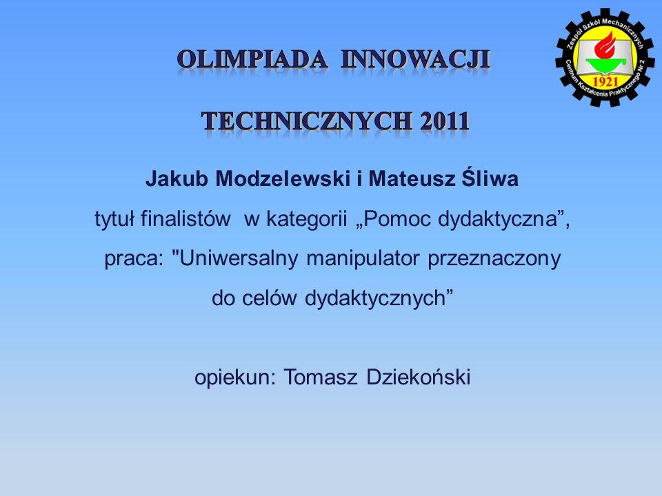 Jakub Modzelewski i Mateusz Śliwa