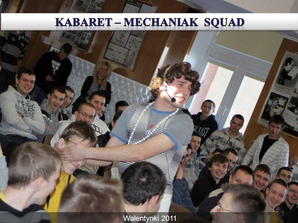 Kabaret – mechaniak squad