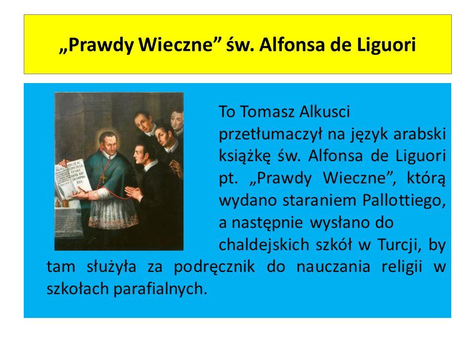 """""""Prawdy Wieczne św. Alfonsa de Liguori"""