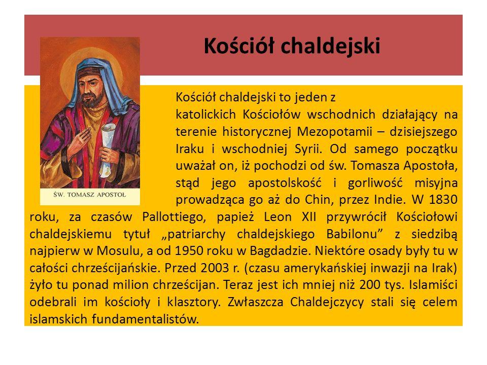 Kościół chaldejski