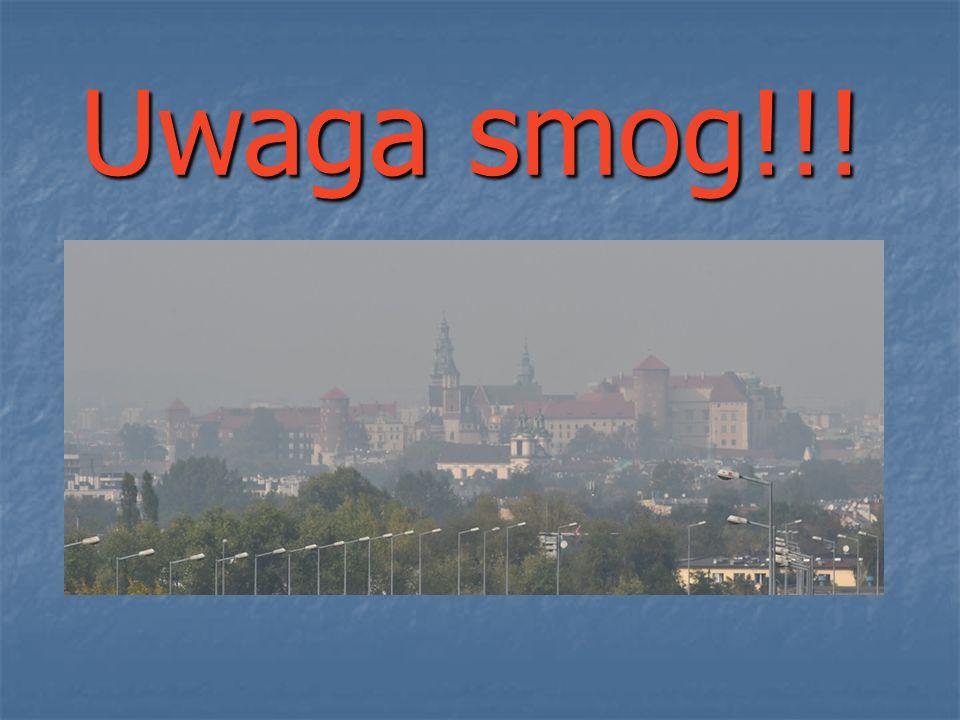 Uwaga smog!!!