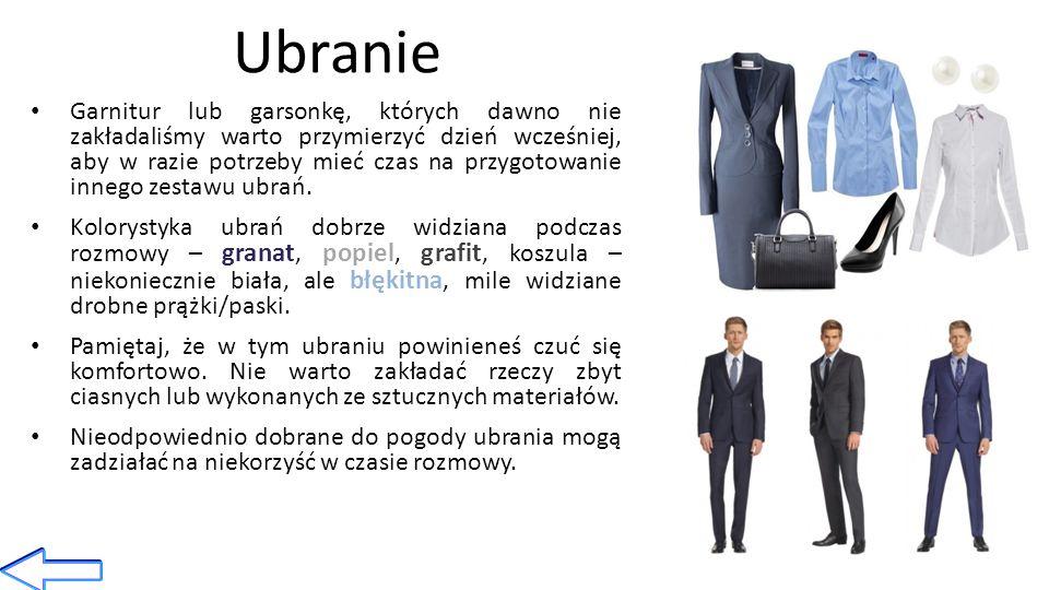 Ubranie