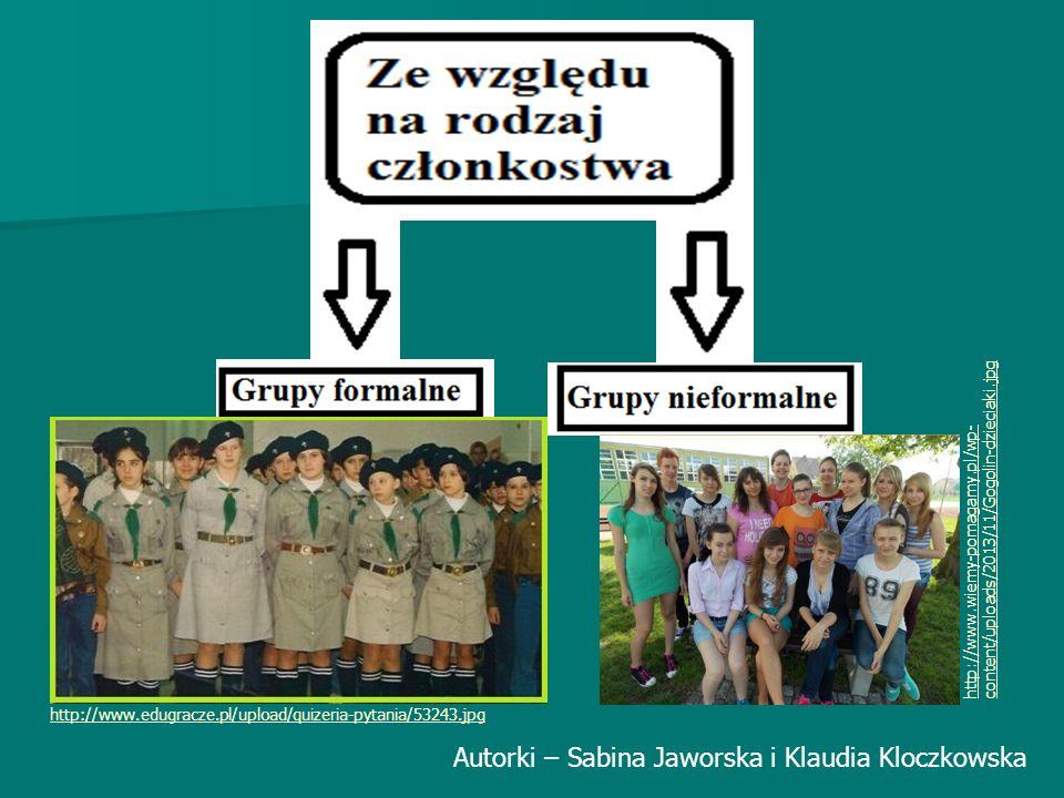 Autorki – Sabina Jaworska i Klaudia Kloczkowska