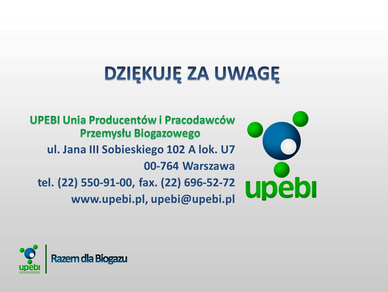 UPEBI Unia Producentów i Pracodawców Przemysłu Biogazowego