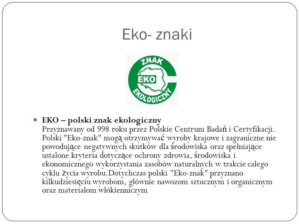 Eko- znaki