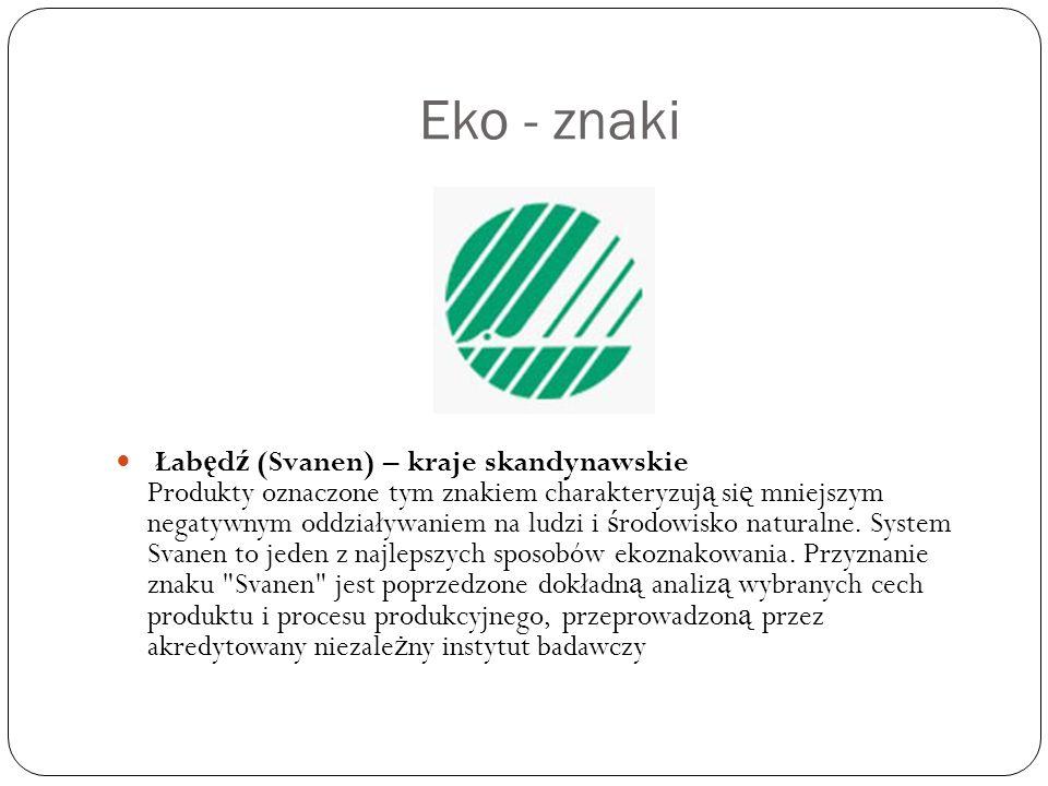 Eko - znaki