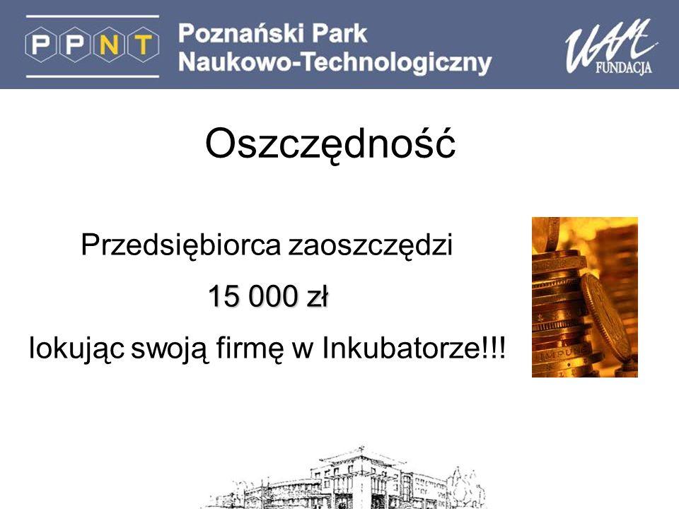 Oszczędność Przedsiębiorca zaoszczędzi 15 000 zł