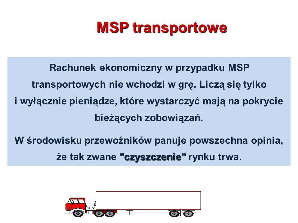 MSP transportowe