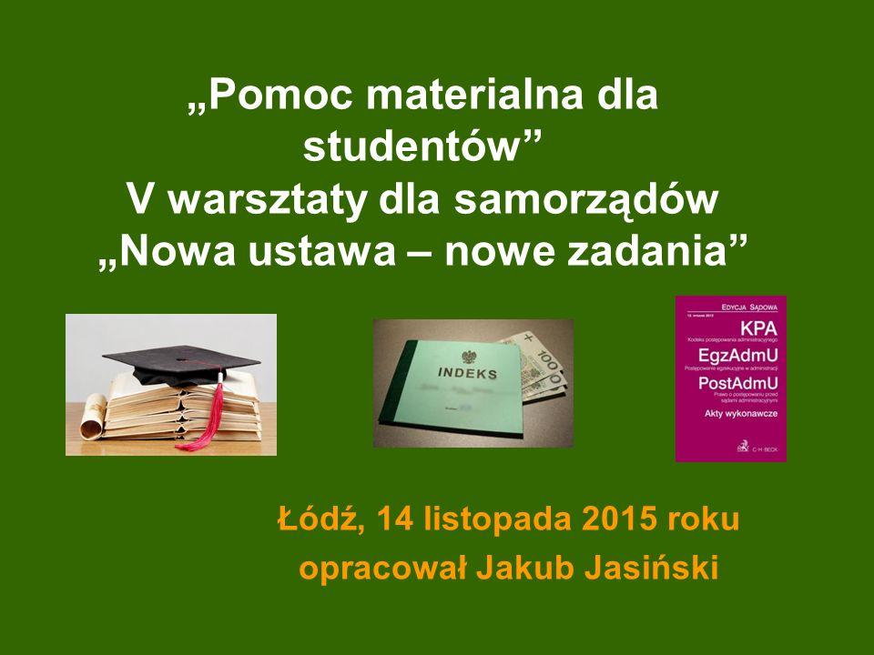 Łódź, 14 listopada 2015 roku opracował Jakub Jasiński