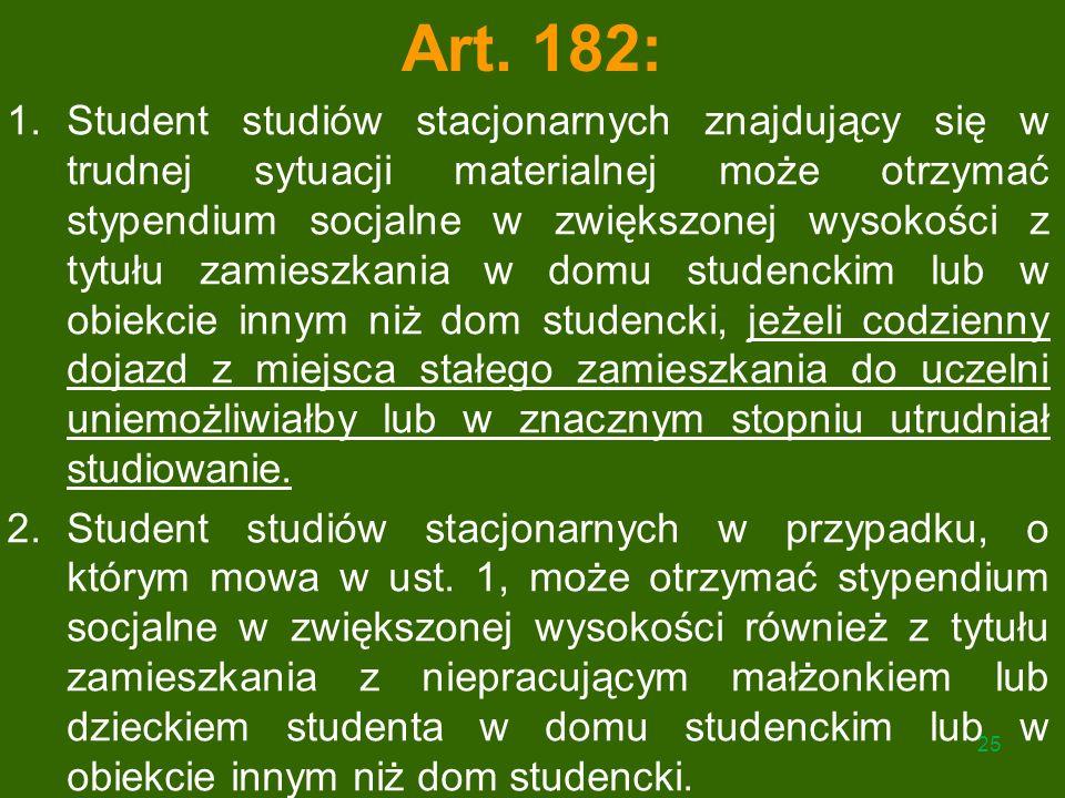 Art. 182: