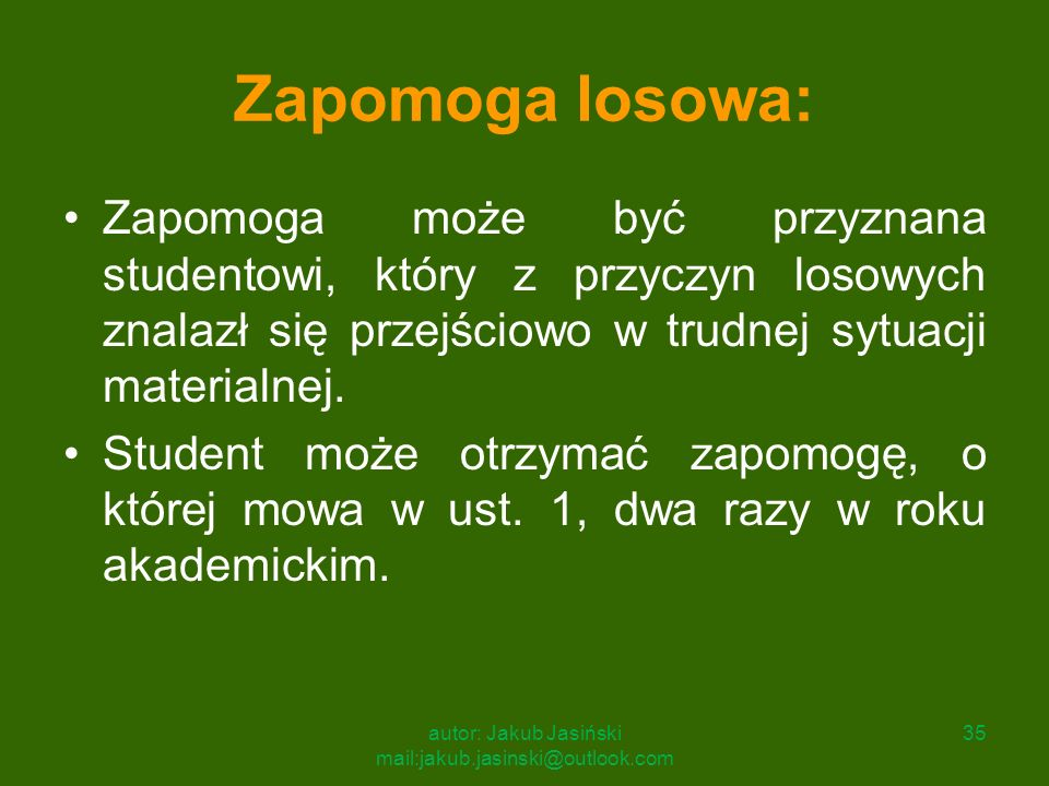 autor: Jakub Jasiński mail:jakub.jasinski@outlook.com