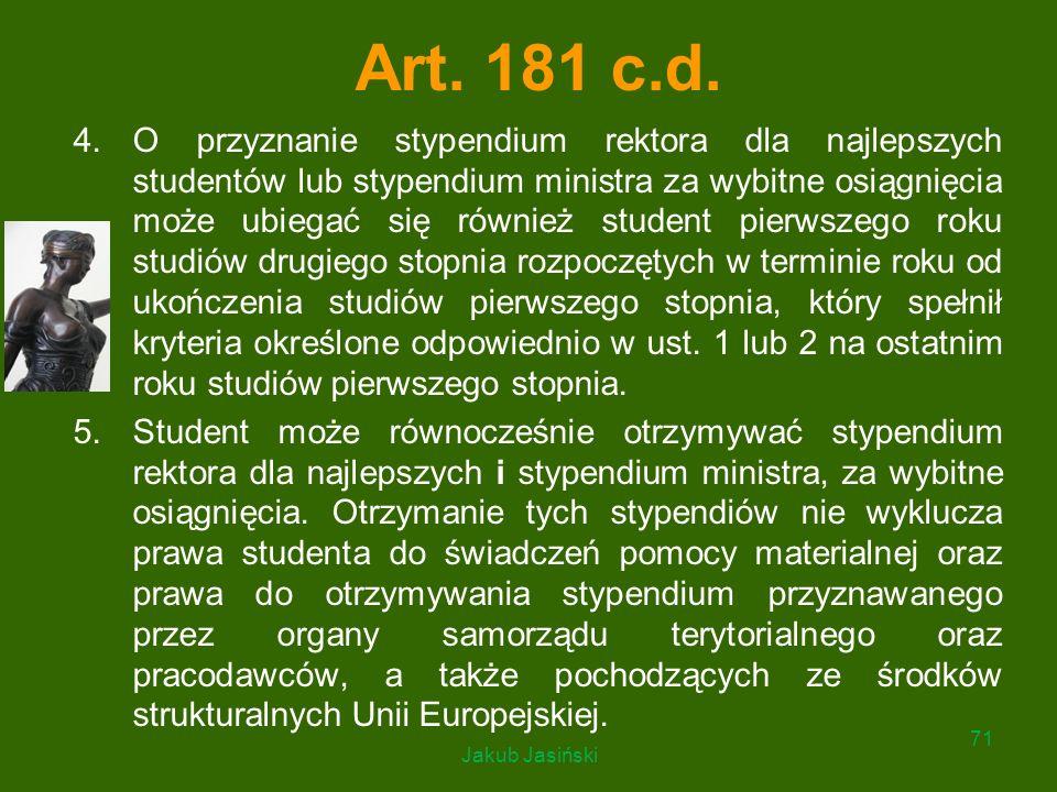 Art. 181 c.d.