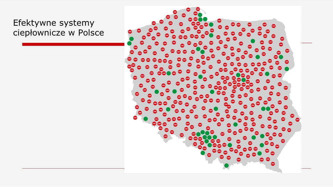 Efektywne systemy ciepłownicze w Polsce