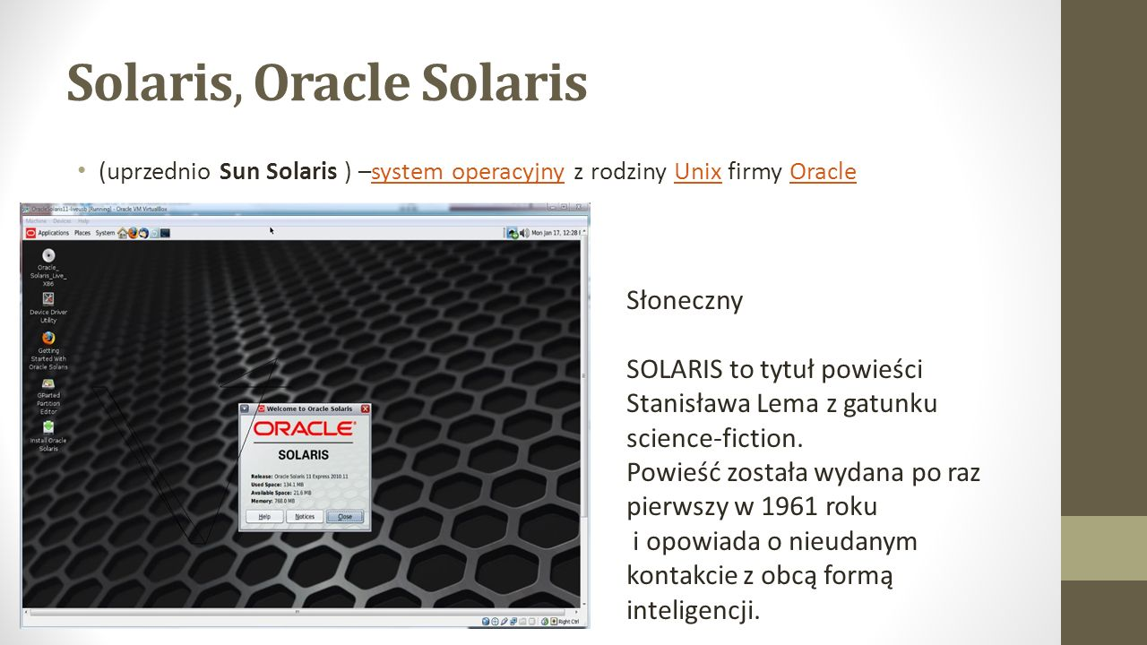 Solaris, Oracle Solaris