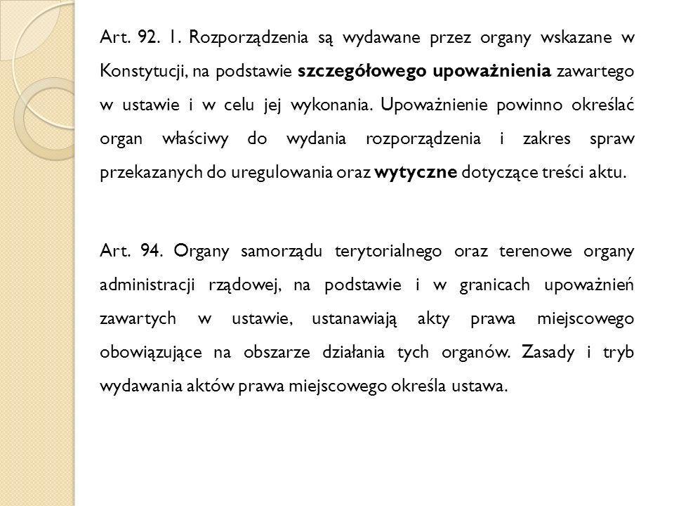 Art. 92. 1.