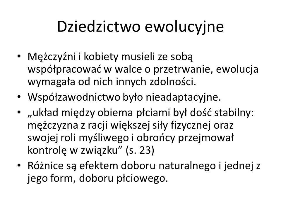 Dziedzictwo ewolucyjne