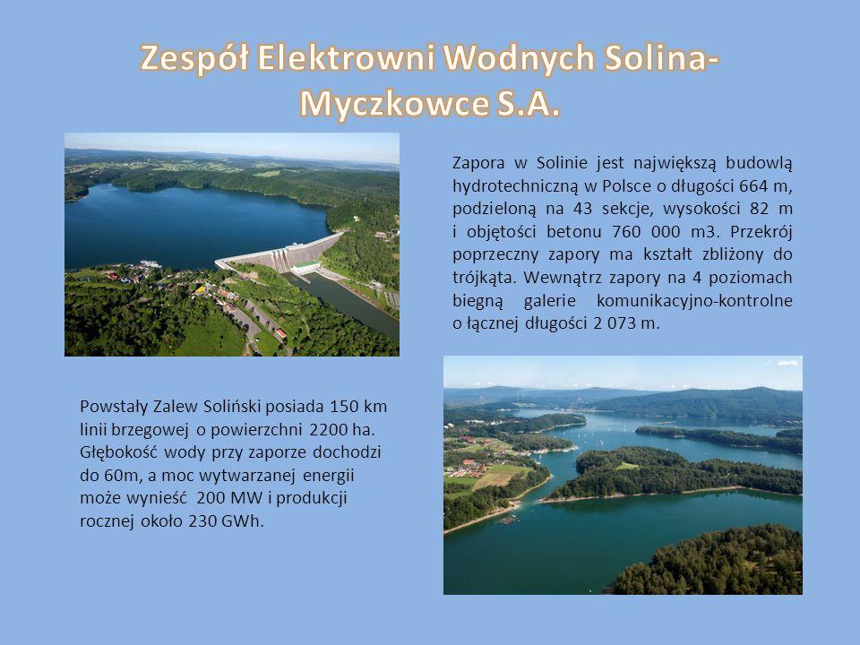Zespół Elektrowni Wodnych Solina-Myczkowce S.A.
