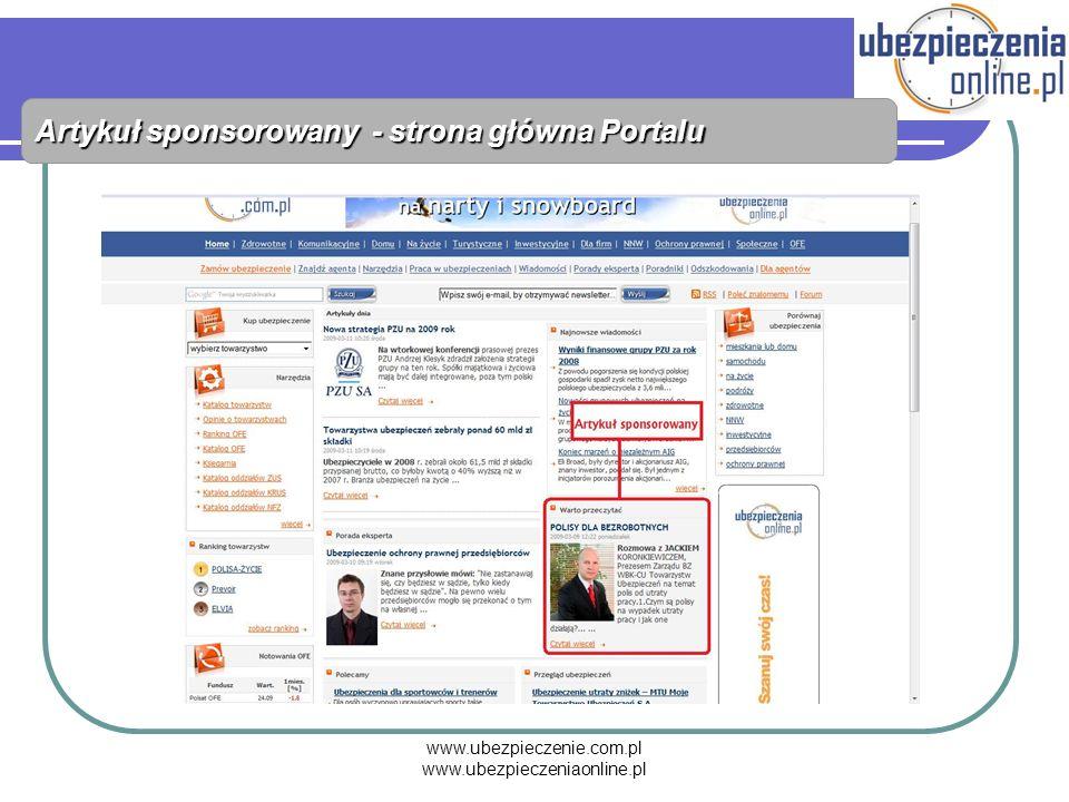 www.ubezpieczenie.com.pl www.ubezpieczeniaonline.pl