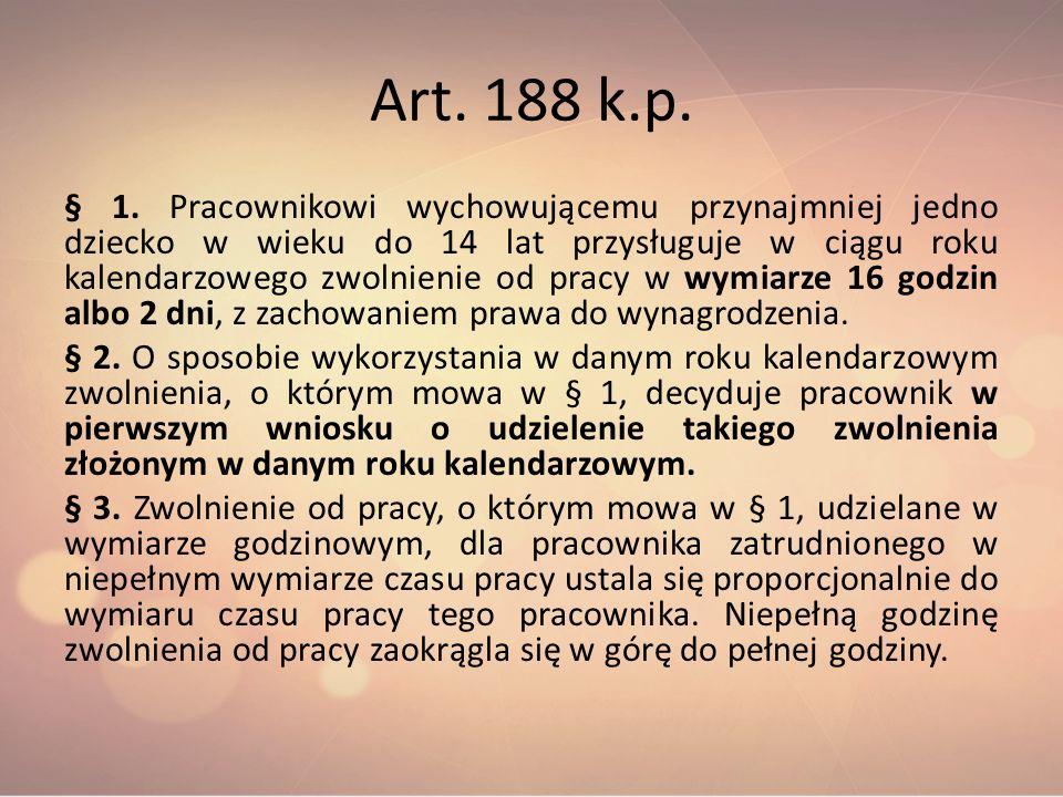 Art. 188 k.p.