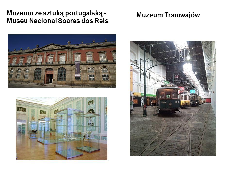 Muzeum ze sztuką portugalską - Museu Nacional Soares dos Reis