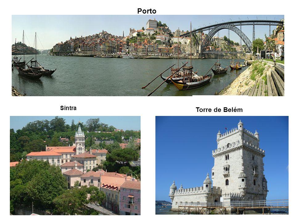 Porto Torre de Belém Sintra