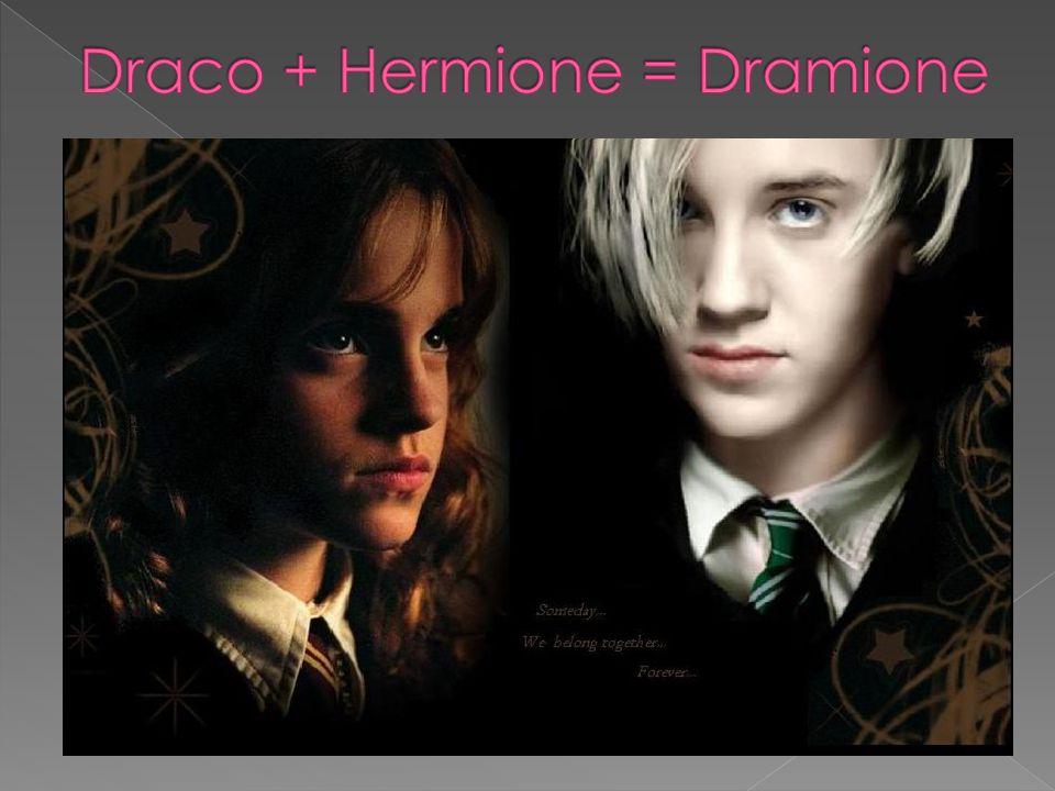 Draco + Hermione = Dramione