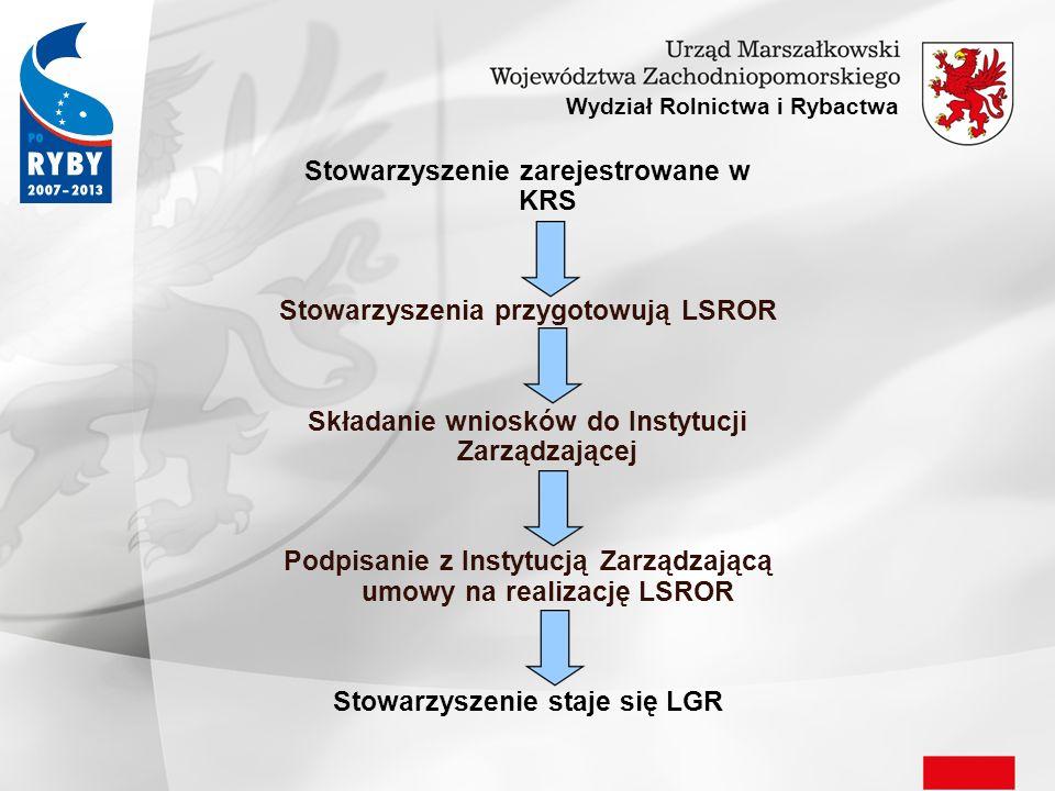 Stowarzyszenie zarejestrowane w KRS