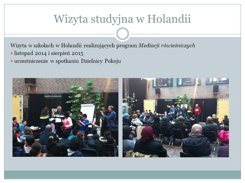 Wizyta studyjna w Holandii