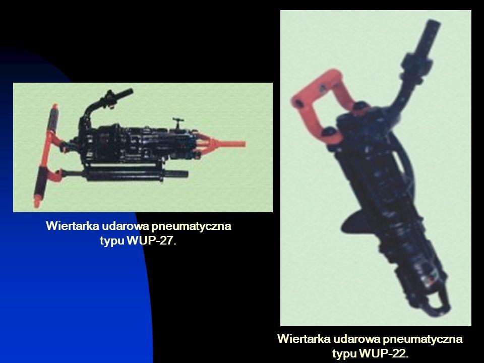 Wiertarka udarowa pneumatyczna Wiertarka udarowa pneumatyczna