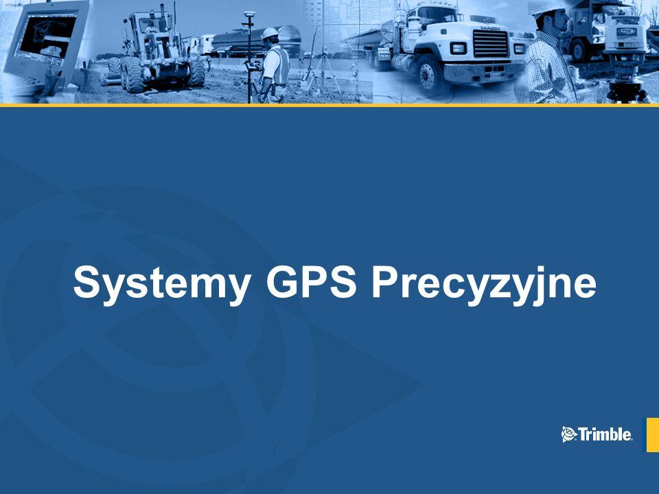 Systemy GPS Precyzyjne
