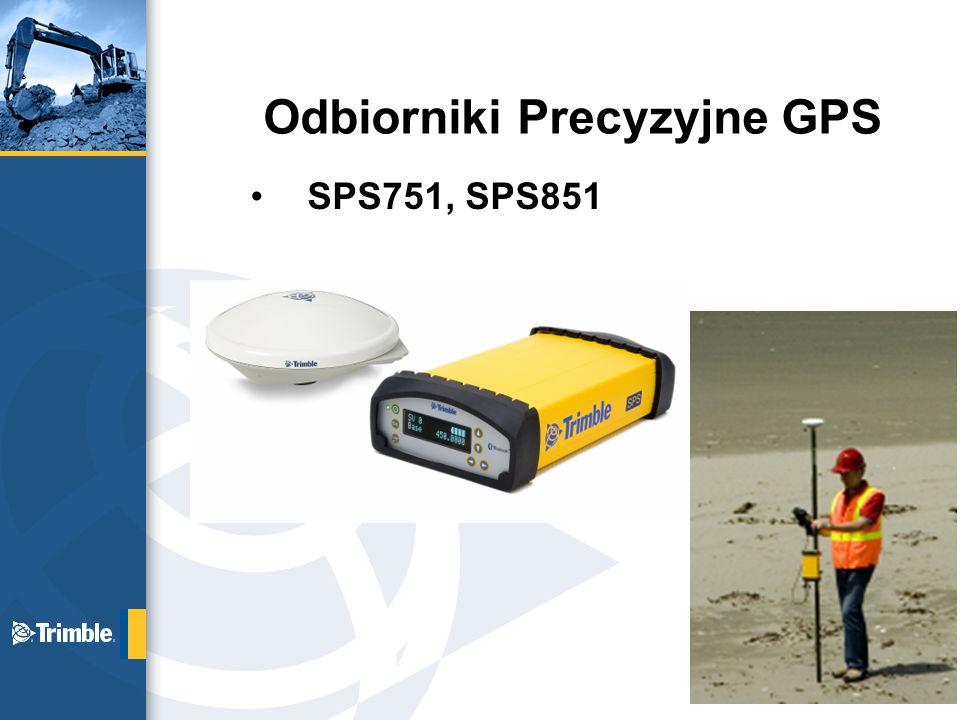 Odbiorniki Precyzyjne GPS