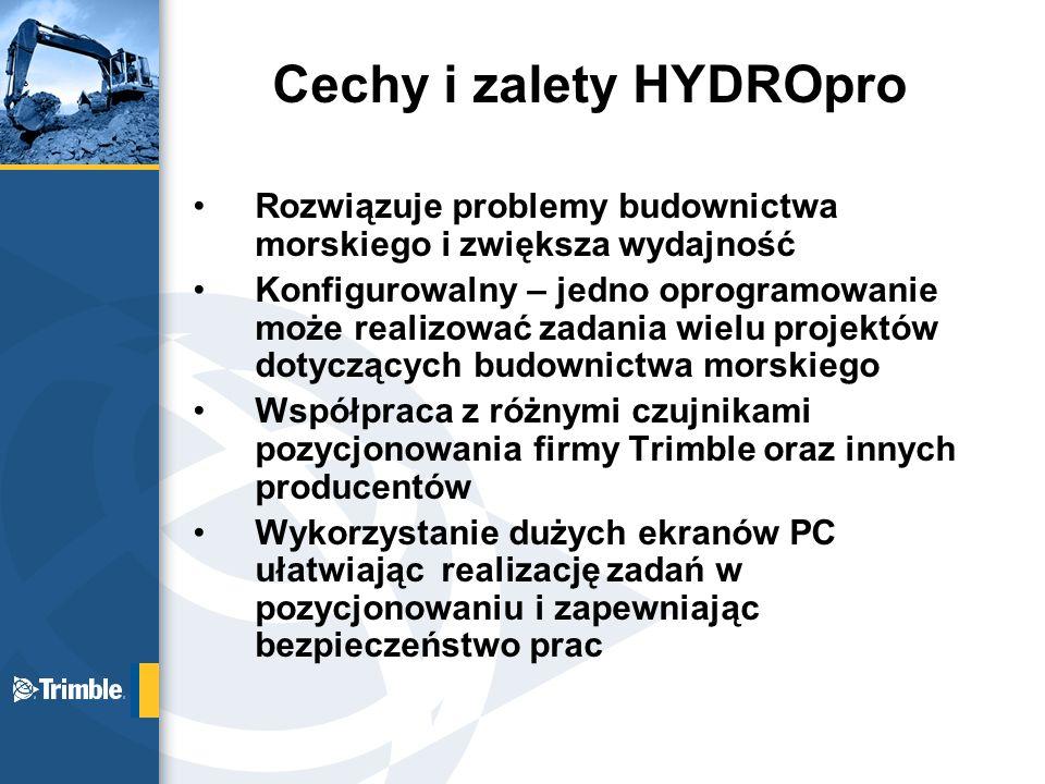 Cechy i zalety HYDROpro