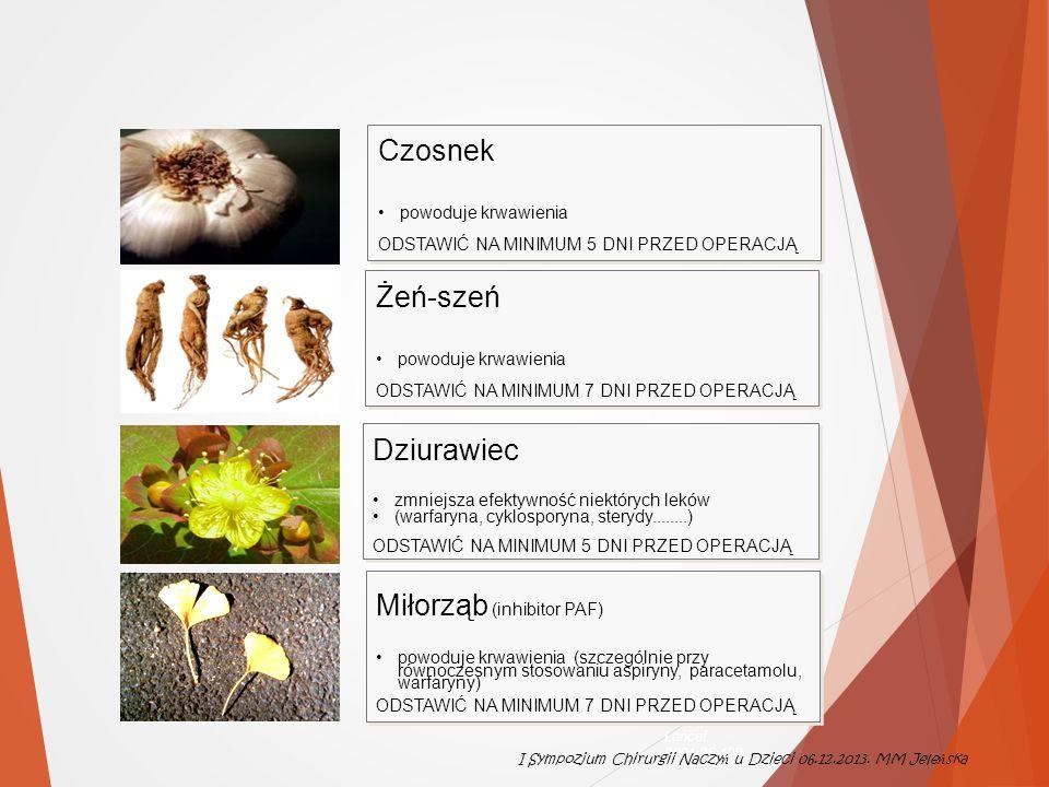 Miłorząb (inhibitor PAF)