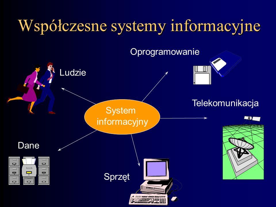 Współczesne systemy informacyjne