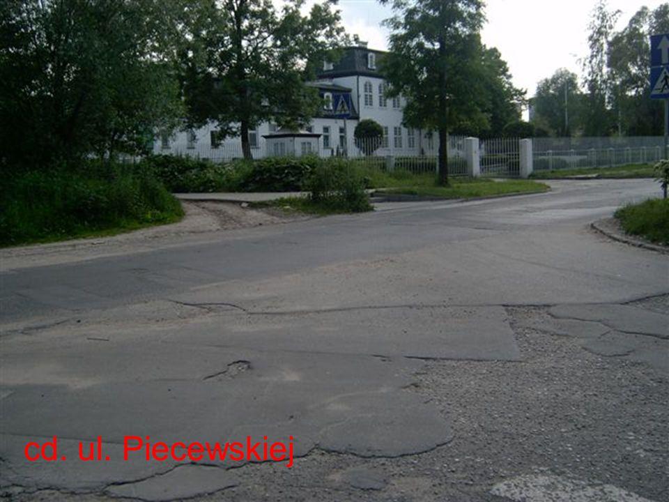 cd. ul. Piecewskiej