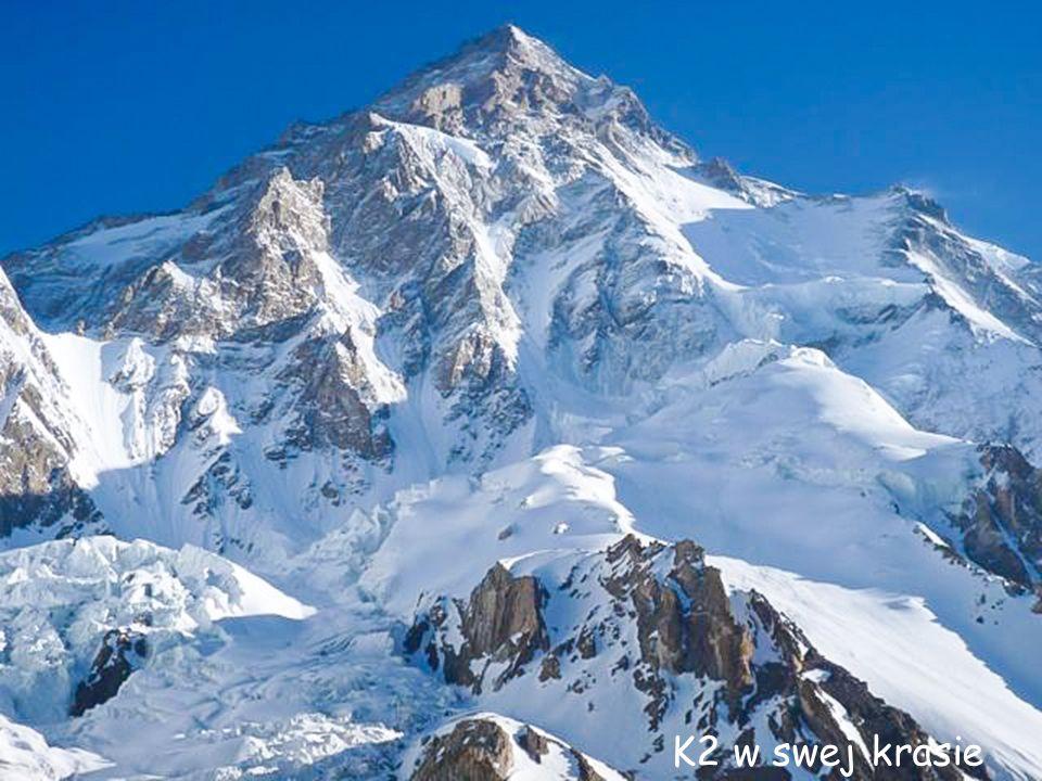 K2 w swej krasie