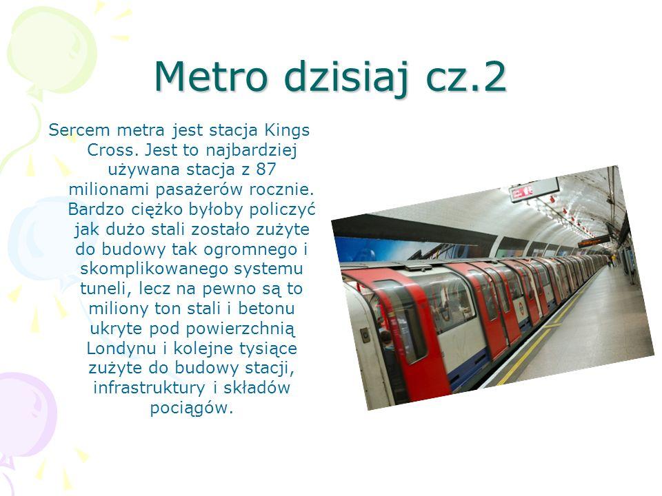 Metro dzisiaj cz.2