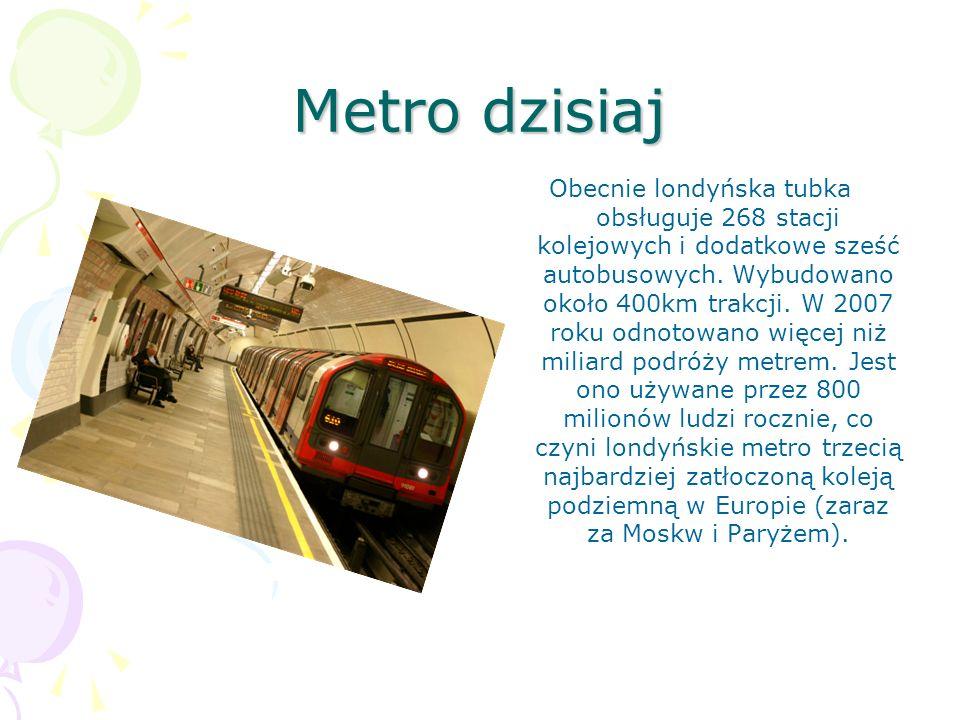 Metro dzisiaj