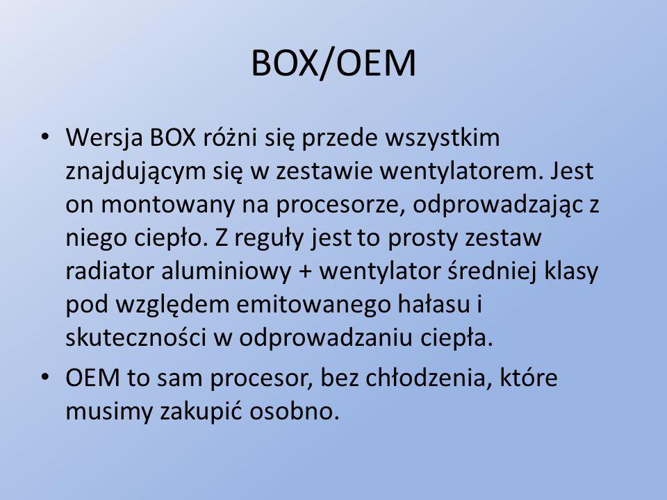 BOX/OEM