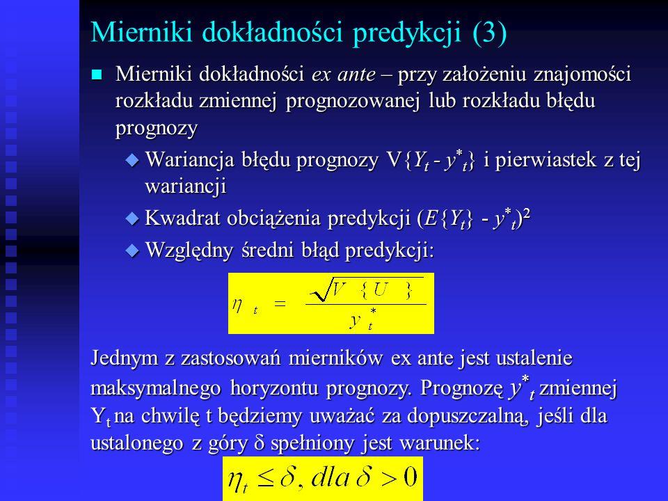 Mierniki dokładności predykcji (3)