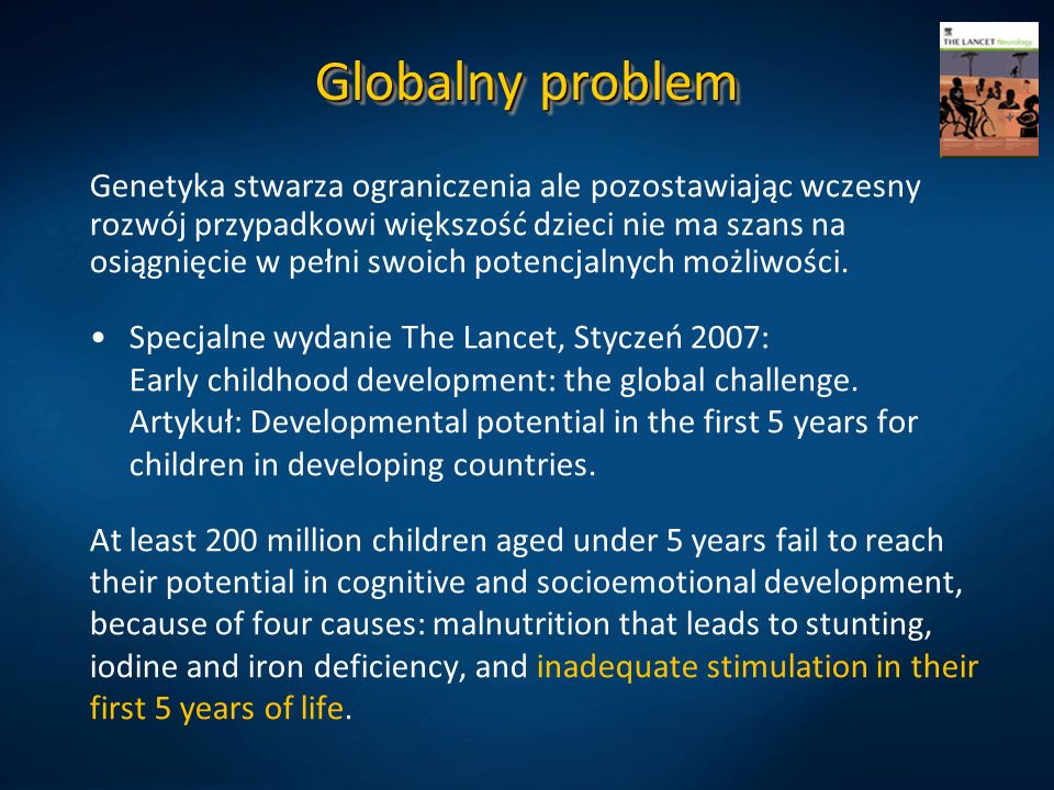 Globalny problem