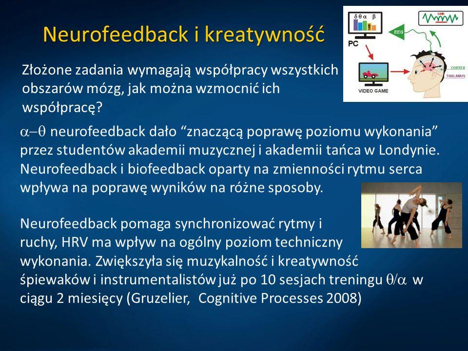 Neurofeedback i kreatywność