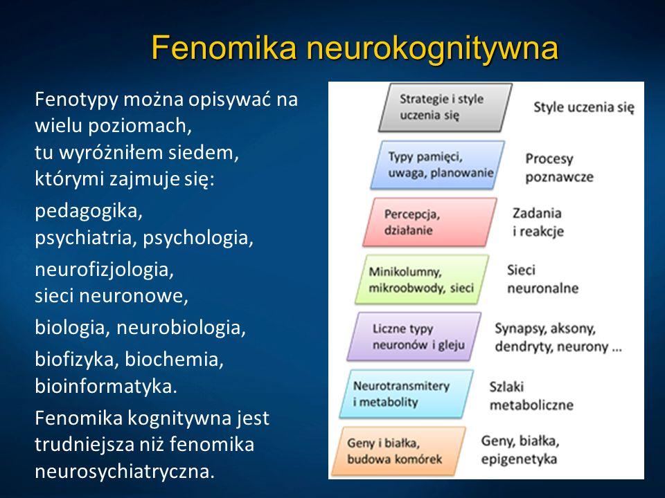 Fenomika neurokognitywna