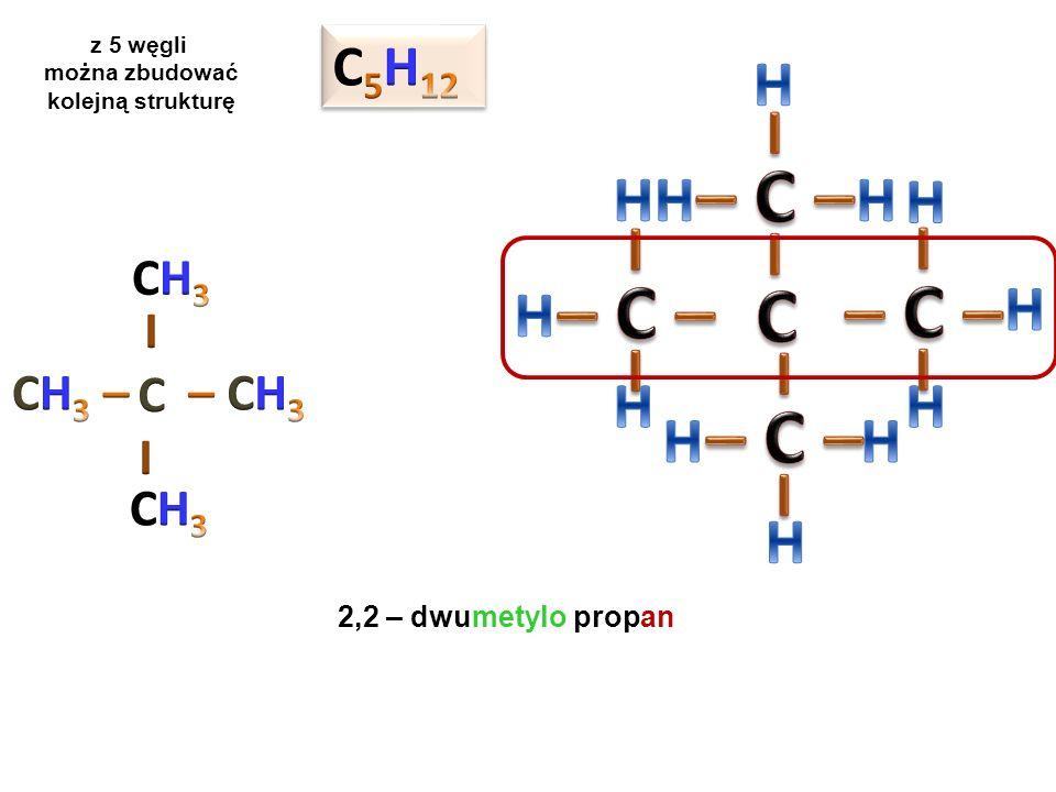I I I I – C – – C – – C – C – C – H H H H C5H12 CH3 I C CH3 – – CH3